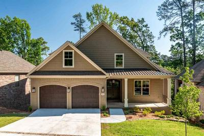 Woodlands Edge Single Family Home For Sale: 20 Cove Creek Point
