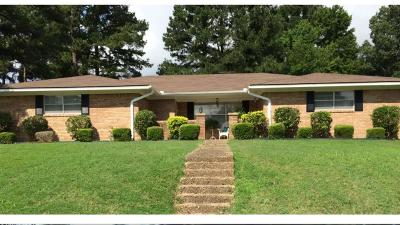 Pine Bluff Single Family Home For Sale: 5702 Hapmton Parkway