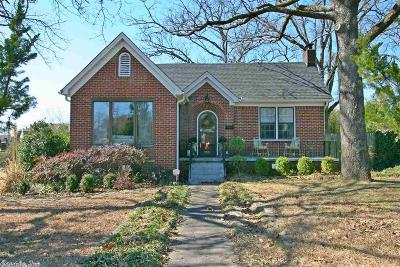 North Little Rock Single Family Home New Listing: 3201 N Pine Street