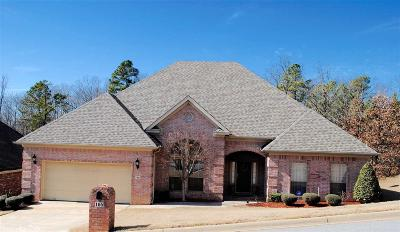 Maumelle Single Family Home Price Change: 106 Ponca Drive
