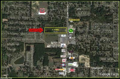 Cabot Residential Lots & Land For Sale: 9.59AC S Pine