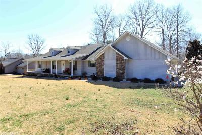 Saline County Single Family Home For Sale: 1099 Ida Road