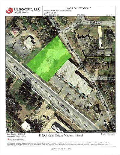 Bryant Residential Lots & Land For Sale: 1812 N Reynolds Road