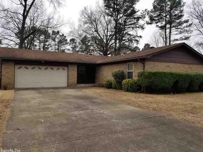 Jacksonville Single Family Home For Sale: 1017 Grayland Drive