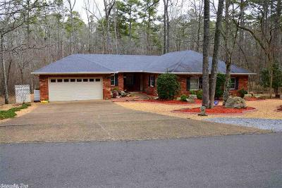 Garland County Single Family Home For Sale: 126 Santistaban Way