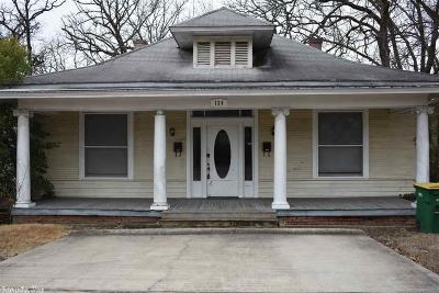 Little Rock Condo/Townhouse New Listing: 124 S Woodrow Street