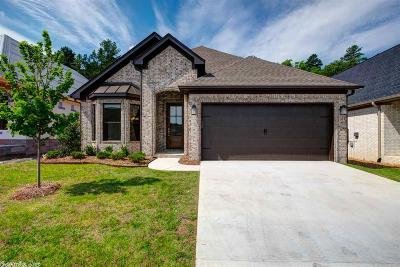 Little Rock Single Family Home New Listing: 602 Wildcreek Circle