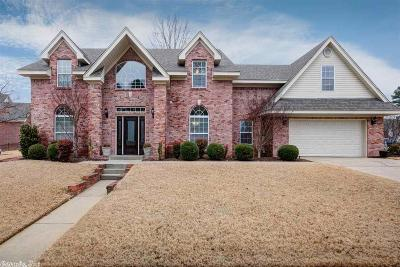 Maumelle Single Family Home New Listing: 26 Masters Place Cove