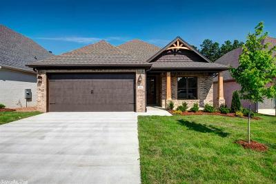 Little Rock Single Family Home New Listing: 424 Wildcreek Circle