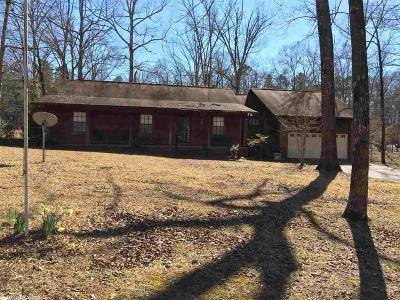 Pulaski County, Saline County Single Family Home For Sale: 822 Chris Cr