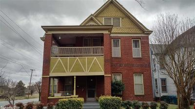 Little Rock Multi Family Home New Listing: 1401 S Cumberland