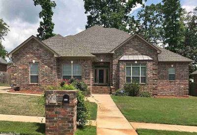 Bryant Single Family Home New Listing: 4112 Robinwood Circle