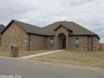 North Little Rock Single Family Home New Listing: 12805 Faulkner Lake Road