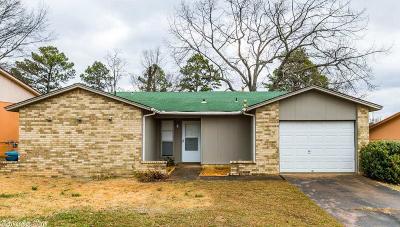 Little Rock Single Family Home New Listing: 6116 Boyle Park