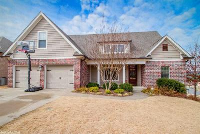 Little Rock Single Family Home New Listing: 600 Epernay Place