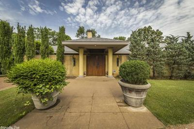 Heber Springs Single Family Home Under Contract: 827 Rock Ledge Road