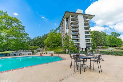 Little Rock Condo/Townhouse New Listing: 3500 Cedar Hill Road #6S