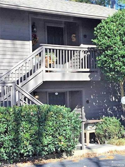 Hot Springs AR Condo/Townhouse New Listing: $144,900