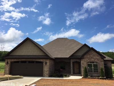 Cabot Single Family Home New Listing: 19 Sawgrass