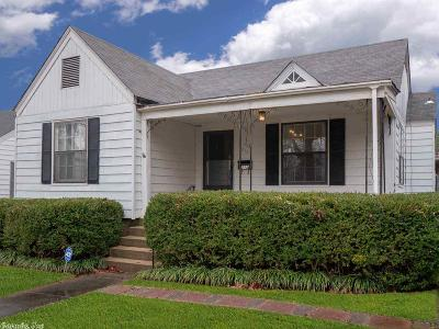 Little Rock Single Family Home Back On Market: 212 Walnut