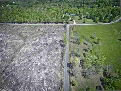 Garland County Residential Lots & Land New Listing: 11.86 Acres Lost Creek Road #East Hal