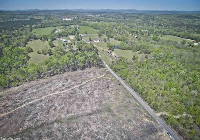 Garland County Residential Lots & Land New Listing: 11.86 Acres Lost Creek Road #West Hal