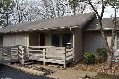 Garland County Condo/Townhouse New Listing: 6 Fresca Way