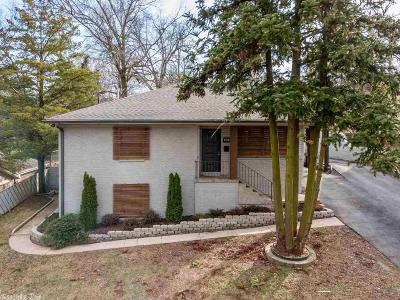 Little Rock Single Family Home New Listing: 101 Indian Trail