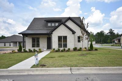 Little Rock Single Family Home New Listing: 2 Crosswood Court