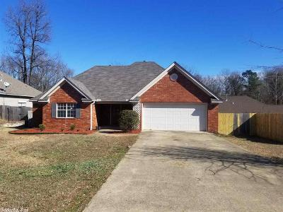 Benton Single Family Home New Listing: 2801 Sundance Circle