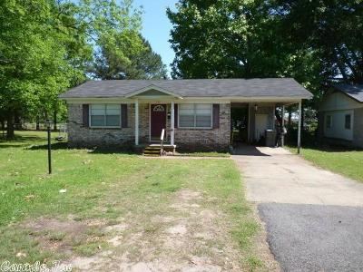 Dardanelle Single Family Home For Sale: 103 Christiana Street