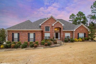 Little Rock Single Family Home New Listing: 38 Saratoga Drive