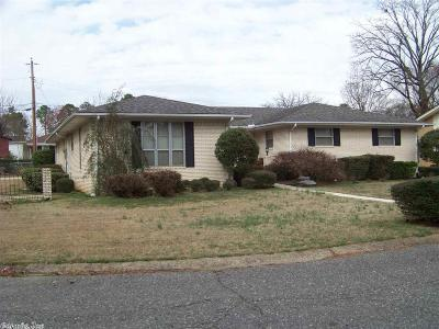 Hot Spring County Single Family Home For Sale: 1701 Delano