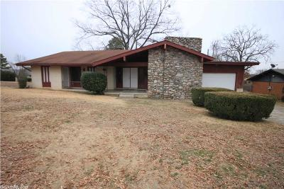 Little Rock Single Family Home For Sale: 1005 S Cleveland