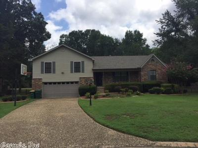 Little Rock Single Family Home For Sale: 10 Orange Blossom Circle