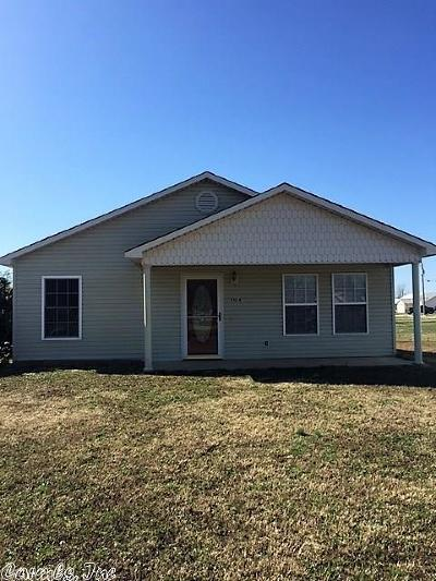 Paragould AR Single Family Home Price Change: $84,900