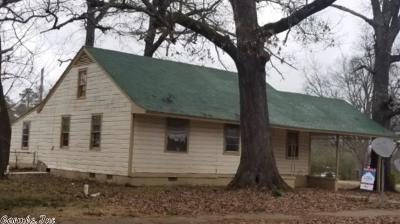 Crossett Single Family Home For Sale: 600 W 9th Ave.