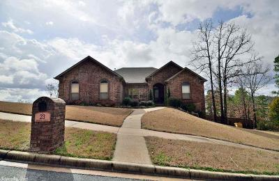 Maumelle Single Family Home For Sale: 23 Basswood Terrace