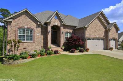 Little Rock Single Family Home For Sale: 29 Longwell Loop