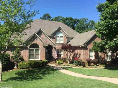 Little Rock AR Single Family Home For Sale: $442,500
