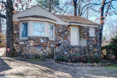 Single Family Home For Sale: 2610 N Taylor Street Street