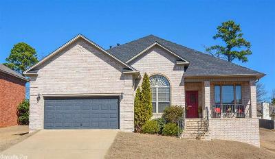 Maumelle Single Family Home For Sale: 106 Breckenridge Lane