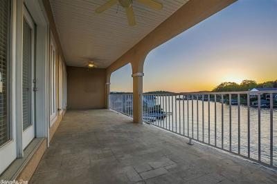 Garland County Condo/Townhouse For Sale: 156A Villa Pointe