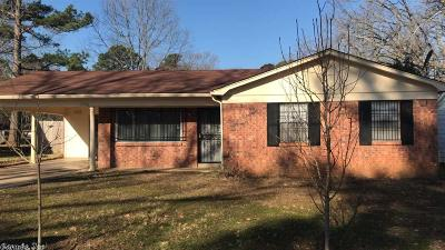 Pulaski County, Saline County Single Family Home For Sale: 5908 Lyndell Dr