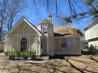 Jacksonville Single Family Home For Sale: 70 Wright Circle