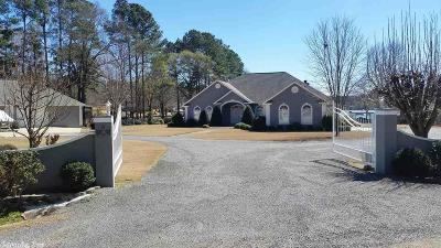 Garland County Single Family Home For Sale: 118 Shore Acres Drive