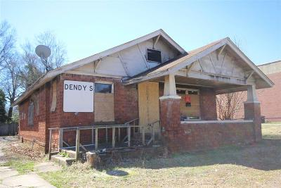 Little Rock Commercial For Sale: 1705 Wright Avenue