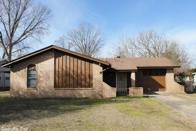 Dardanelle Single Family Home For Sale: 720 S 5th Streets
