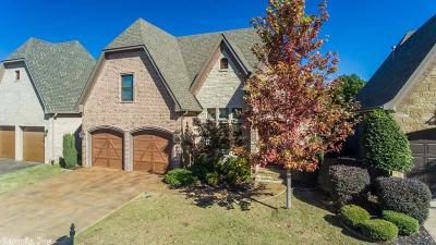 Little Rock Single Family Home For Sale: 5 Chardeaux Court