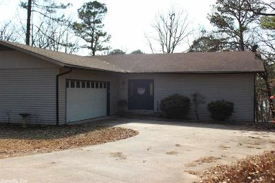 Heber Springs Single Family Home For Sale: 6 Woodland Point